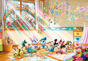 【在庫あり】ジグソーパズル 1000ピース ディズニー お陽さまからの贈りもの (51x73.5cm)(D-1000-498) テンヨー 梱80cm t102