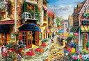 ジグソーパズル 1000ピース ニッキ—・ボエム イタリアの花咲く小径(49×72cm)(31-497) ビバリー 梱80cm t102