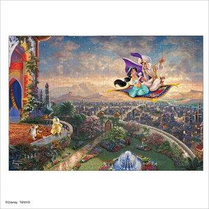 【在庫あり】ジグソーパズル テンヨー 1000ピース ジグソーパズル ディズニー アラジン Aladdin (51x73.5cm)(D-1000-049) テンヨー 梱80cm t103