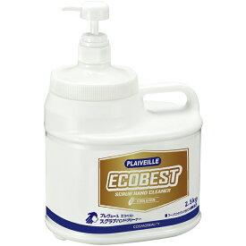 業務用手洗い洗剤 強力油汚れ アロエ プレヴェーユ エコベスト 2.5kg 21001 コスモビューティー (旧 アロエスト スーパーマイルドS 10042) モクケン 10800円以上で送料無料