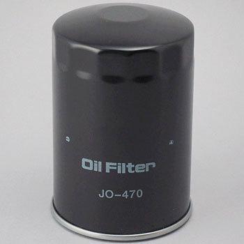 オイルエレメント ユニオン産業 JO-470 アイチ キャタピラー TCM IHI ラフタークレーン ホイルローダー など用 10800円以上で送料無料