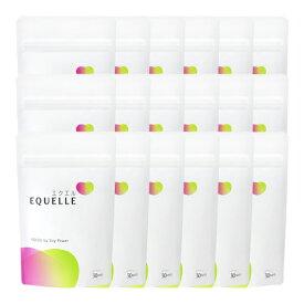 大塚製薬 エクエル パウチ 120粒 × 18袋 エクオール 大豆イソフラボン サプリ EQUELLE 送料無料