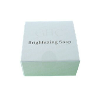 GHC brightening soap