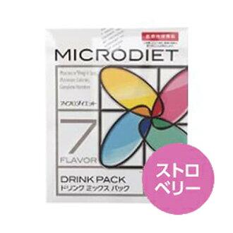 微型飲食 MICRODIET 飲料 (草莓味) 7 食物