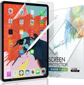iPad Pro 12.9 (第5世代 2021 / 第4世代 2020 / 第3世代 2018) フィルム アンチグレア 日本製 保護フィルム 【BELLEMOND YP】【反射防止 非光沢】IPD129AGF 521