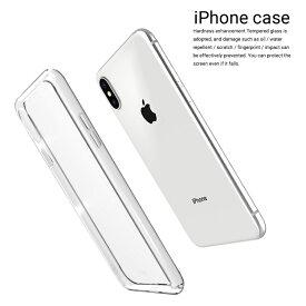iPhone XR ケース クリア iPhoneXS ケース シンプル iPhoneXSMax ケース TPU iPhoneX iPhonexr xs xsmax x 保護ケース 透明 カバー 耐衝撃 軽い ソフトケース 定形外