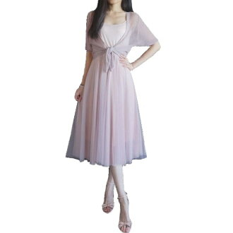 Lam is beautiful for 40 generations for 30 generations for 20 generations when wedding ceremony second party party dress invite dinner party date presentation goes out softly like the knit translucency woman in two points of set Tulle dress Tulle skirt d