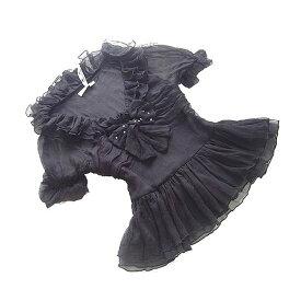 [ シルク 半袖 トップス レディース シルクブラウス ブラウス フリル SILK100%(シルク)たっぷり2重フリルリボントップ 絹 トップス 絹 ブラウス シルク カットソー