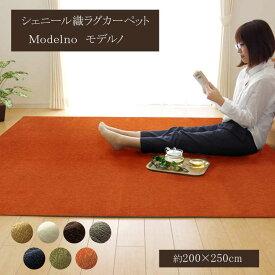 ラグ カーペット 6畳 洗える おしゃれ 北欧 安い 冬 絨毯 滑り止め 4畳 年中 ラグマット 冬用 洗濯 防音 正方形 200×250