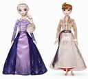 【並行輸入品】アナと雪の女王2 アナ雪2 エルサ&アナ ドールセット フィギュア 人形 クラシカルな衣装 US DISNEY STO…