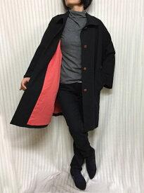 【大きいサイズ/日本製/オーダーメイド/送料無料】冬支度☆綿100%コート/全11色大きいサイズ ゆったりサイズ/40代.50代.60代.70代 個性派シニア ミセス レディースファッション