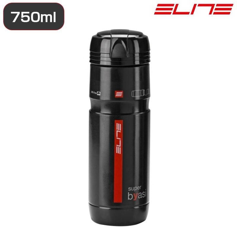 《即納》【あす楽】ELITE (エリート) Super Byasi (スーパービアーシ) ブラック[ツール(収納用)ボトル][ボトル・ボトルケージ]