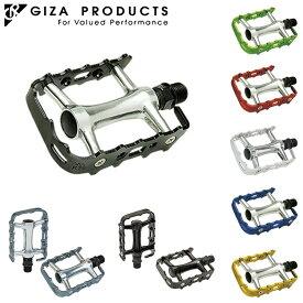 GIZA (ギザ) M-21 Pedal (M21ペダル) PDL100- [ペダル] [フラットペダル] [クロスバイク] [MTB]