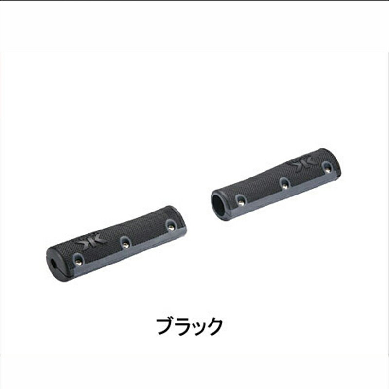 KORE (コア) GRIPSTER FLAT BAR GRIP (グリップスターフラットバーグリップ)[ハンドル・ステム・ヘッド][グリップ]