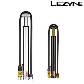 《即納》LEZYNE (レザイン) MICRO FLOOR DRIVE HV (マイクロフロアドライブHV) ゲージ無 [空気入れ] [携帯ポンプ] [ロードバイク] [クロスバイク]