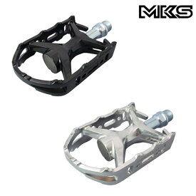 《即納》【あす楽】MKS 三ヶ島ペタル MT-E [ペダル] [フラットペダル] [クロスバイク] [MTB]