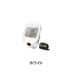 POLAR (ポラール) RCX3 BIKE (RCX-3 バイク) ホワイト [サイクルコンピューター] [サイコン] [サイクルメーター] [ロードバイク]