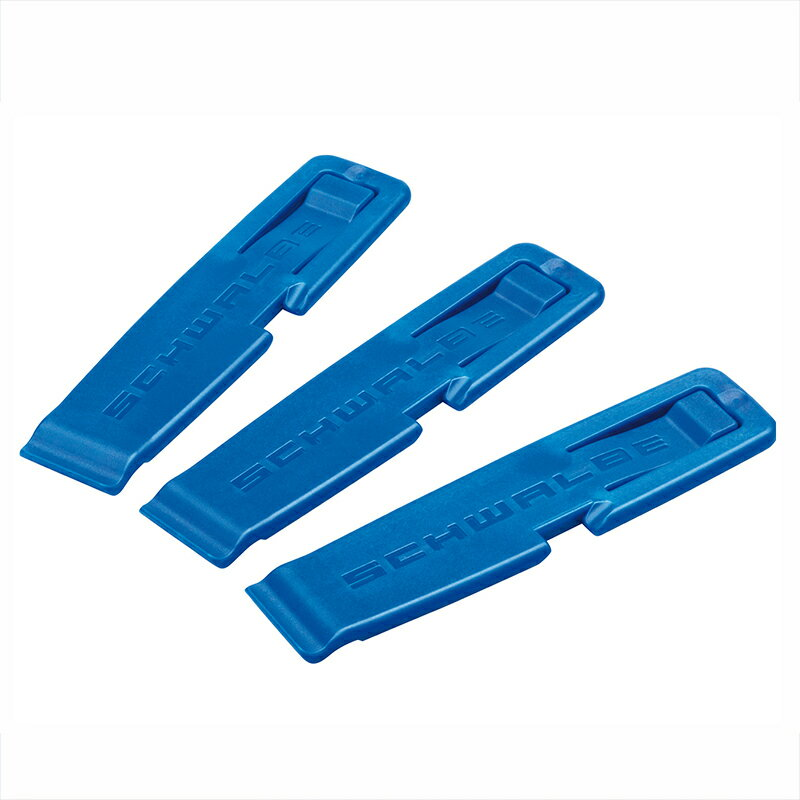 《即納》【あす楽】SCHWALBE (シュワルベ) TIRE LEVERS (タイヤレバー) 3本セット[パンク修理キット][メンテナンス][工具]