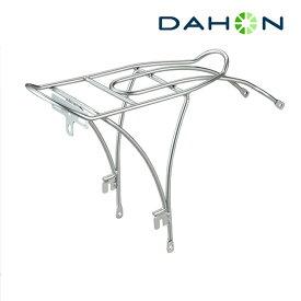 """DAHON Option parts (ダホン) [12] Arclite Rack 20"""" Aluminum (アークライトラック 20インチ用 アルミ) シルバー[リアキャリア]"""