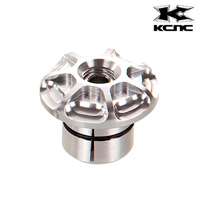 《即納》KCNC ケーシーエヌシー CNC BAR END PLUGS CNCバーエンドプラグ[ハンドル・ステム・ヘッド][グリップ]