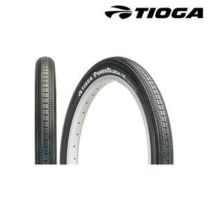 """TIOGA (タイオガ) TIR19203 Power Block (パワーブロック) 20""""×1-1/8""""(451) [タイヤ] [ミニベロ] [折りたたみ自転車] [BMX]"""