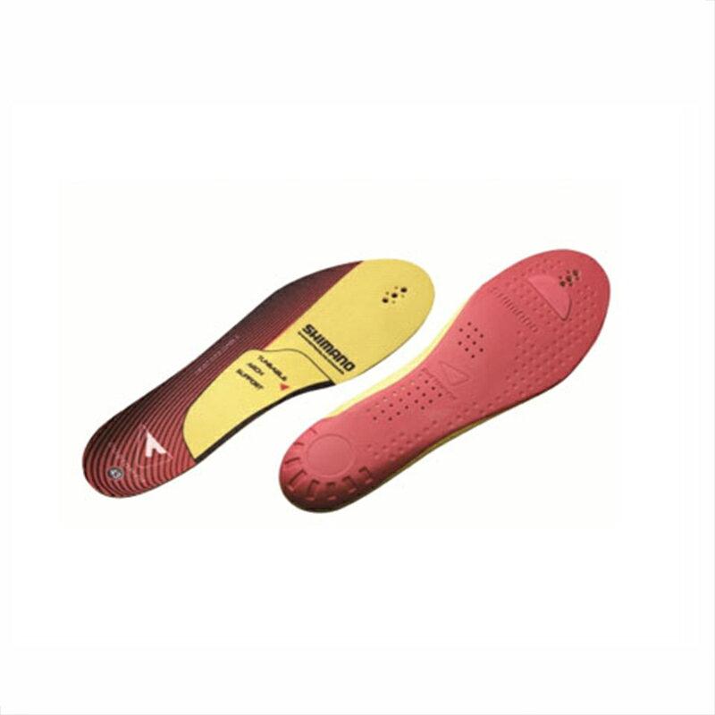 《即納》【土日祝もあす楽】SHIMANO シマノペダル&シューズ Custom Fit Insole カスタムフィットインソール[サイクルシューズ][インナーソール]