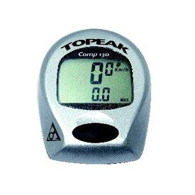 TOPEAK Comp130 (CCS01000) トピーク コンプ130 [サイクルコンピューター] [サイコン] [サイクルメーター] [ロードバイク]