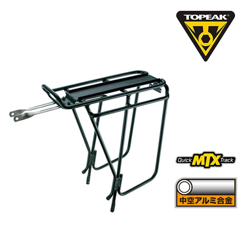 TOPEAK Super Tourist DX Tubular Rack (CAR06100) トピーク スーパーツーリストDXチューブラーラック[リアキャリア]