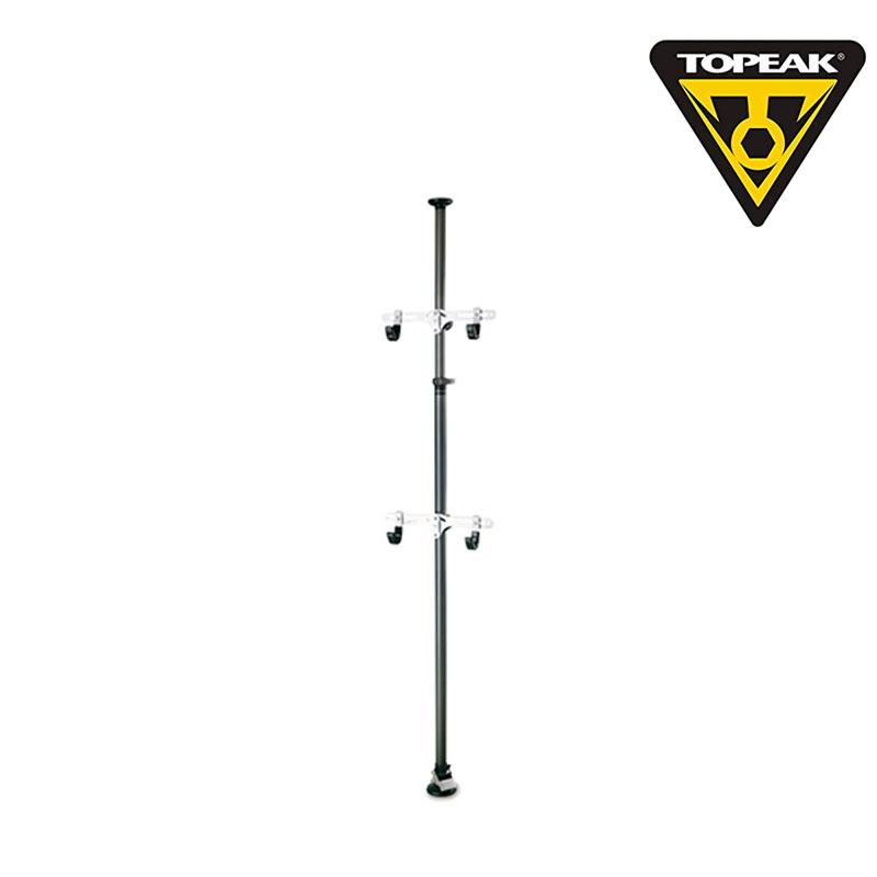 《即納》【あす楽】TOPEAK Dual-TouchBikeStand (TOD01400) トピーク デュアルタッチバイクスタンド[ディスプレイスタンド][タワー型]