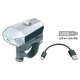 TOPEAK(トピーク) エアロルクス1ワットUSB[USB充電式][ヘッドライト]