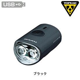 TOPEAK(トピーク) ホワイトライトミニUSB[USB充電式][ヘッドライト]