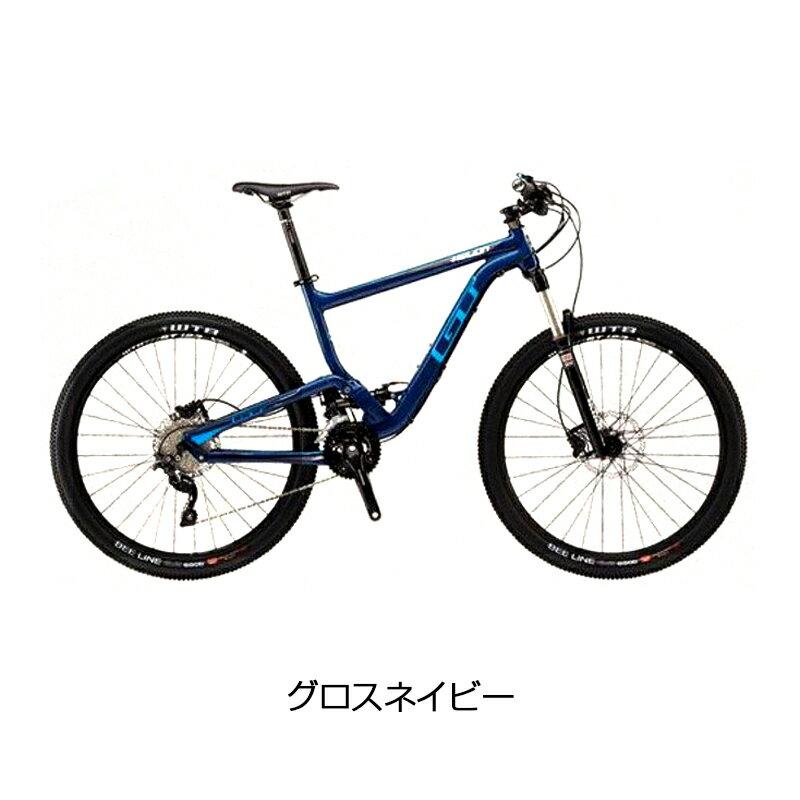 GT(ジーティー) 2015年モデル HELION ELITE (ヘリオンエリート)[マウンテンバイク(MTB)][27.5インチ][フルサスXC]