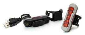 CROPS(クロップス) EZ400-mu バイシクルランプ5 RED LED[フラッシング][ライト]