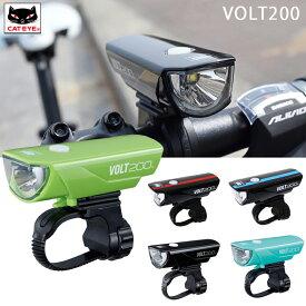 《即納》【あす楽】CATEYE(キャットアイ) VOLT200 (ボルト200) HL-EL151RC [ヘッドライト] [ロードバイク] [クロスバイク]