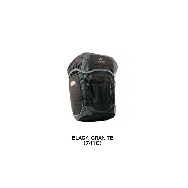 deuter(ドイター) Rack Pack Uni(ラックパックユニ) D41122[サイド・パニアバッグ][自転車バッグ]