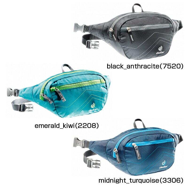 deuter(ドイター) Belt 2(ベルト 2) D39014[身につける・持ち歩く][ウエストバッグ][自転車バッグ]