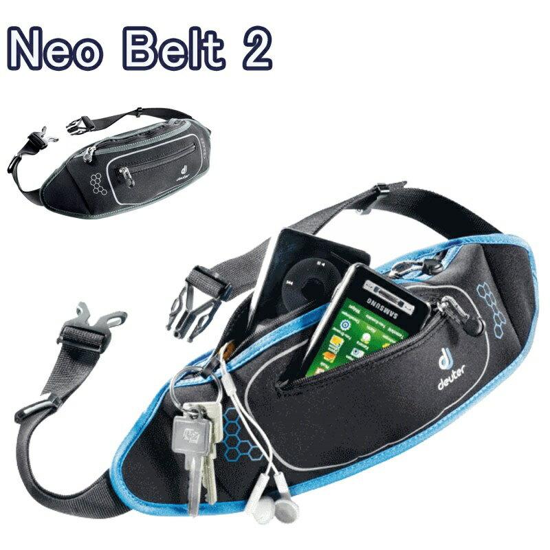 deuter(ドイター) Neo Belt 2(ネオベルト 2) D39050[身につける・持ち歩く][ウエストバッグ][自転車バッグ]