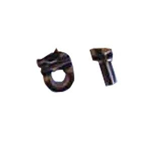 ホンジョ クィックネジセット(Rクリップ、ネジ蝶ナット、カラー各4個) Honjo 泥除け フェンダー パーツ