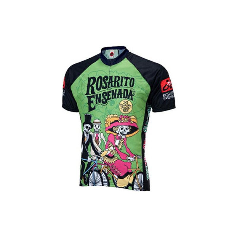 World Jersey(ワールドジャージ) Rosarito Dead Jersey WJ-RDD[サイクルウェア・グローブ][ジャージ・トップス][メンズウェア]