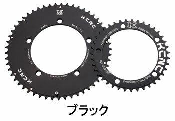 KCNC (ケーシーエヌシー) K-TYPE K2 2013 (ケータイプ ケーツー 2013 58T)[クランク・チェーンホイール][ロードバイク用]