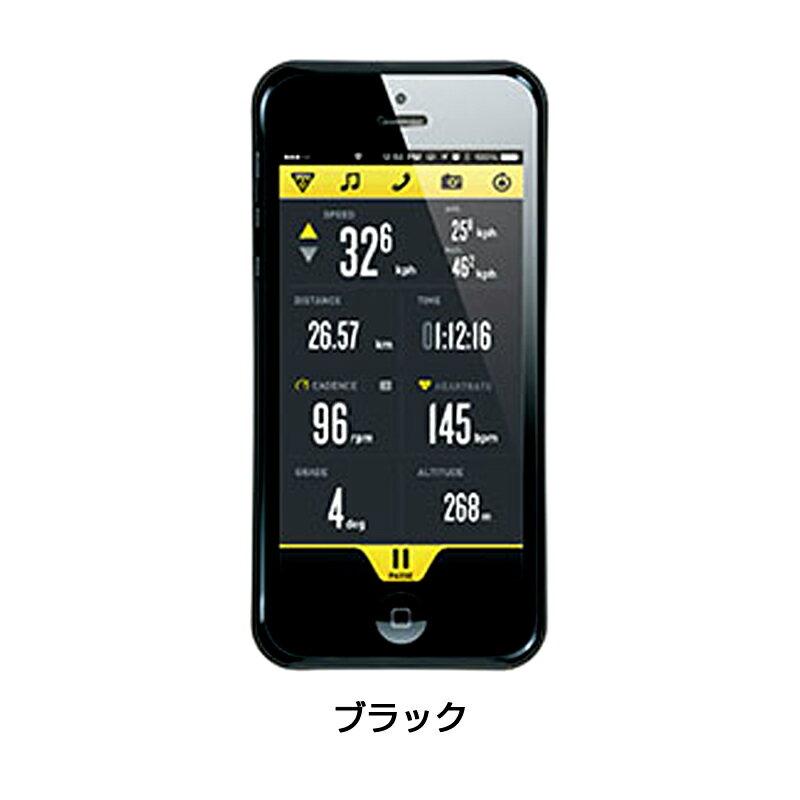 【iPhone 5/5S/SE対応】TOPEAK(トピーク) RideCase (for iPhone 5/5S) (ライドケース【アイフォン 5/5S/SE用】) 単体