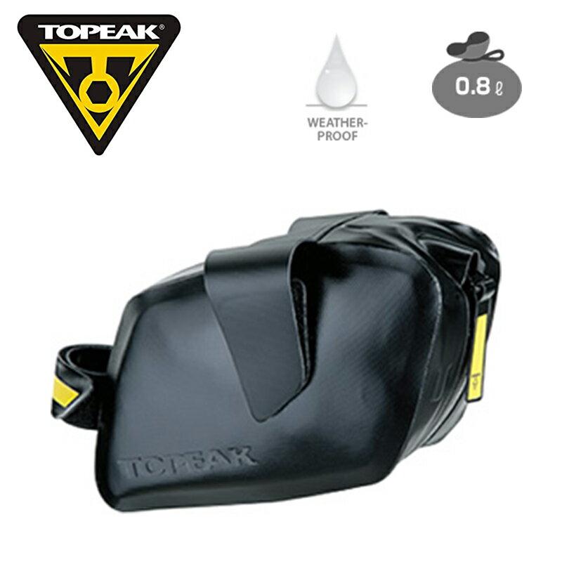 TOPEAK(トピーク) Wheatherproof DynaWedge (ウェザープルーフ ダイナウェッジ)[コンパクトサイズ][サドルバッグ]