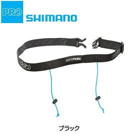《即納》SHIMANO PRO(シマノ プロ) トライアスロン レースベルト PRAC0066 [トライアスロン] [ゼッケンベルト] [ウェア]