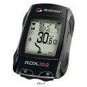 《即納》【土日祝もあす楽】【ヨーロッパNo1ブランド】SIGMA(シグマ) ROX10.0GPS SET 本体+センサーセット GPS搭載・パワー計算機能付きワ...
