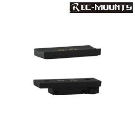 REC-MOUNTS(レックマウント) SHIMANO Di2ジャンクションA用アダプター[デュアルコントロールレバー][ロードバイク用]