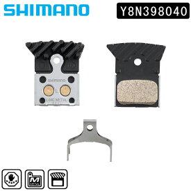 シマノ スモールパーツ・補修部品 ディスクブレーキパッド L04C メタル フィン付 Y8N398040 SHIMANO 土日祝も営業