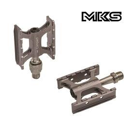 MKS(三ヶ島ペタル) Compact One side (コンパクトワンサイドEzy) [ペダル] [フラットペダル] [クロスバイク] [MTB]