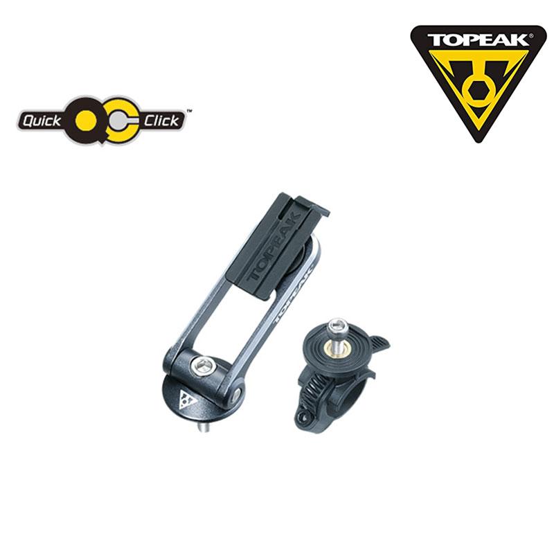 TOPEAK(トピーク) RideCase Mount ライドケースマウント ACZ23500[スマートフォンホルダー][自転車バッグ]
