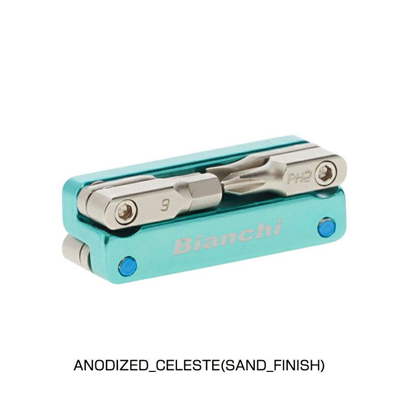 《即納》【あす楽】【ビアンキ純正パーツ】Bianchi(ビアンキ) MINI TOOL 携帯工具 HF84CK8FUN (PMTHF84C)