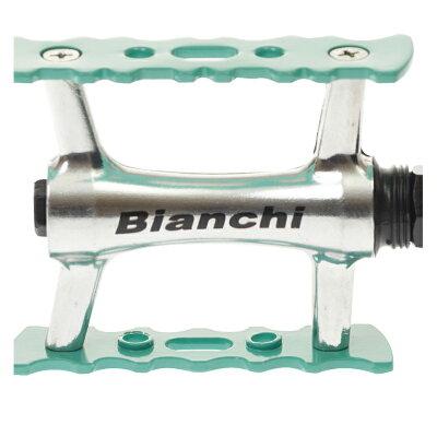 【土日祝もあす楽】【ビアンキ純正パーツ】Bianchi(ビアンキ)PEDALCRM0916C089フラットペダルA(PPC089BC)